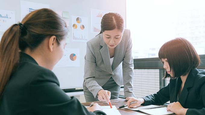 良い営業マンに育成するための手法と押さえたい大切なポイント